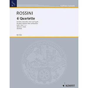 6 Quartets - Vol. 1