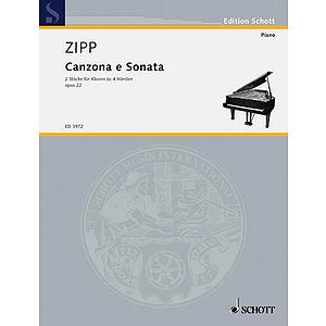 Canzona E Sonata Op. 22