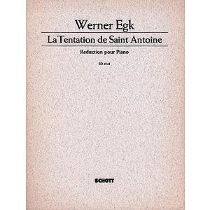 Tentation De St. Antoine