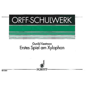 Erstes Spiel am Xylophon (Beginning Exercises For Xylophone)