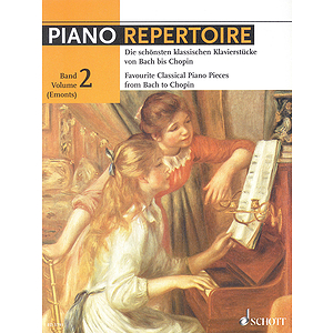 Piano Repertoire - Vol. 2