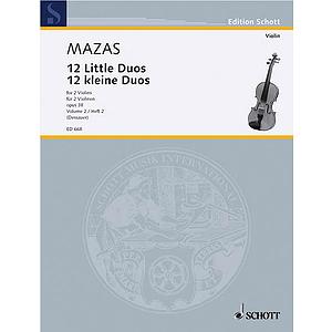 Duos Op. 38 - Book 2