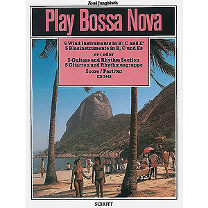 Play Bossa Nova for Instrumental Groups
