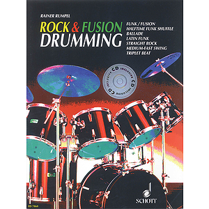 Rock & Fusion Drumming
