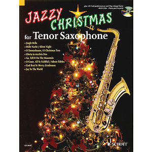 Jazzy Christmas for Tenor Sax