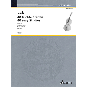 40 Easy Studies, Op. 70