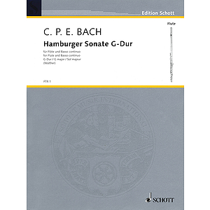 Hamburger Sonata in G Major, Wq. 133