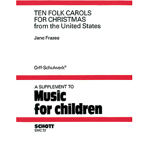 10 Folk Carols for Christmas