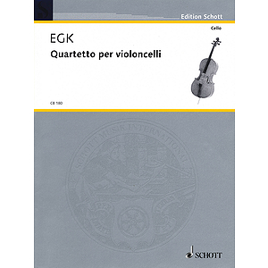 Quartet for Violoncellos