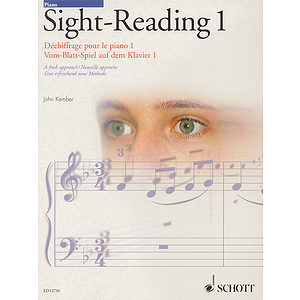 John Kember - Piano Sight-Reading - Volume 1