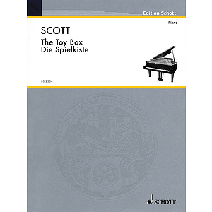 The Toy Box - 10 Easy Pieces for Piano