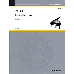 Fantasia in G (1944-45)