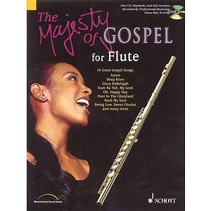 The Majesty of Gospel for Flute
