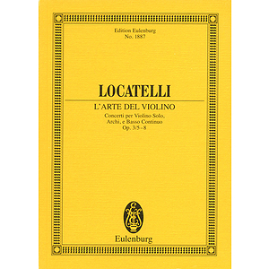 L'Arte del Violino Op. 3, Nos. 5-8
