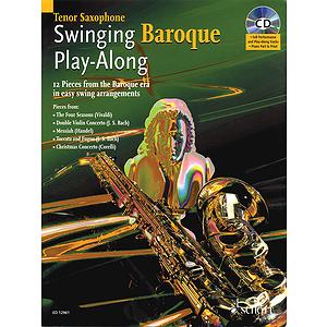 Swinging Baroque Play-Along