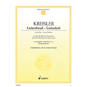 Liebesfreud-Liebesleid (Love's Joy - Love's Sorrow)