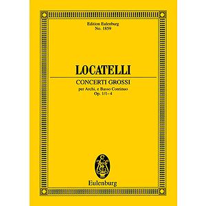 Concerti Grossi Op. 1, Nos. 1-4