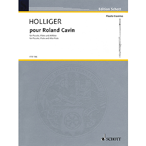 Pour Roland Cavin