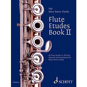 Flute Etudes II