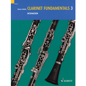 Clarinet Fundamentals - Volume 3