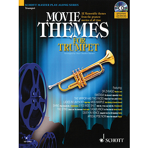 Movie Themes for Trumpet