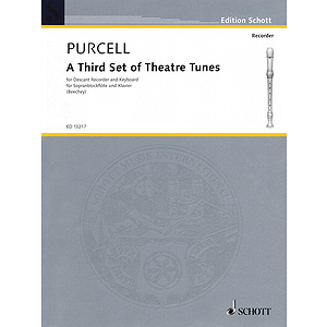 A Third Set of Theatre Tunes