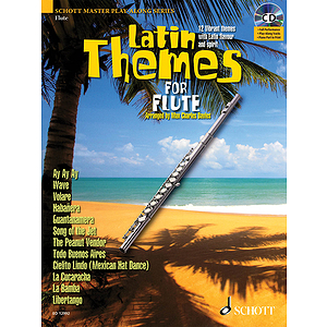Latin Themes for Flute