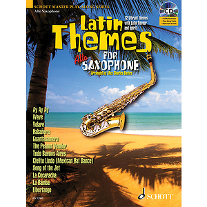 Latin Themes for Alto Sax