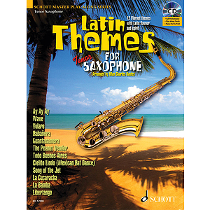 Latin Themes for Tenor Saxophone