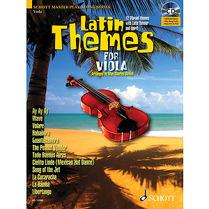 Latin Themes for Viola