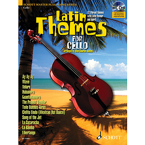 Latin Themes for Cello