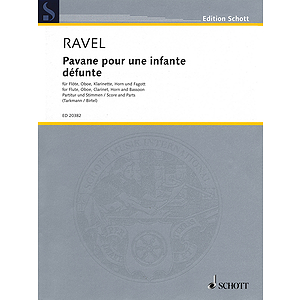 Pavane pour une infante dfunte