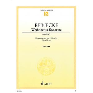 Weihnachts-Sonatine, Op. 251 No. 3