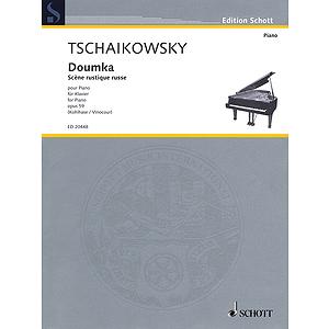 Doumka: Scène rustique russe, Op. 59