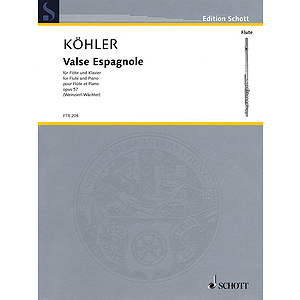 Valse Espagnole, Op. 57
