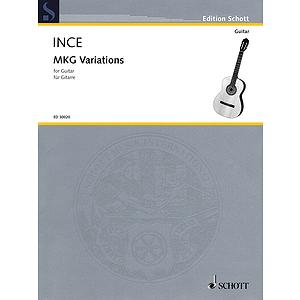 MKG Variations
