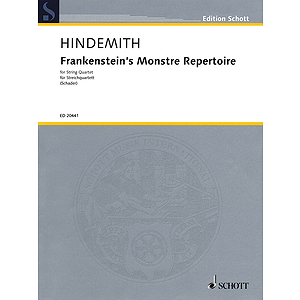 Frankenstein's Monstre Repertoire