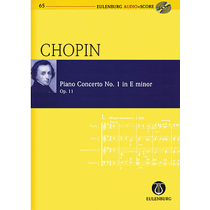 Chopin - Piano Concerto No. 1 in E-minor, Op. 11