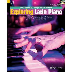 Exploring Latin Piano