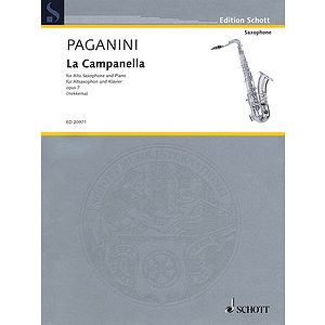 La Campanella, Op. 7