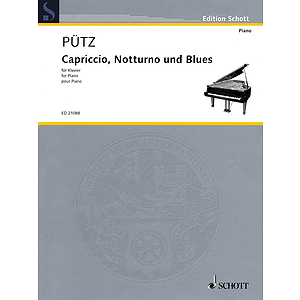 Capriccio, Notturno and Blues
