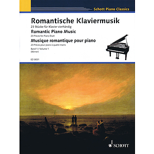 Romantic Piano Music, Volume 1
