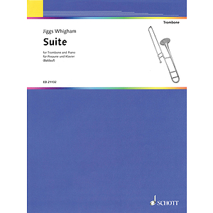 Suite For Trombone And Piano