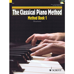 The Classical Piano Method -¦Method Book 1