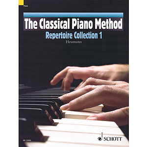 The Classical Piano Method -¦Repertoire Collection 1