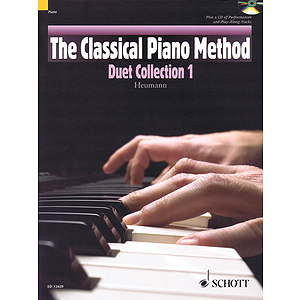 The Classical Piano Method -¦Duet Collection 1