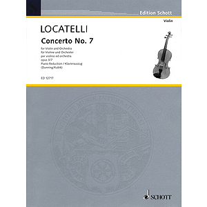 Concerto No. 7 in B-Flat Major, Op. 3