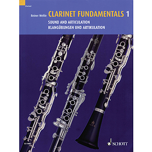Clarinet Fundamentals - Volume 1
