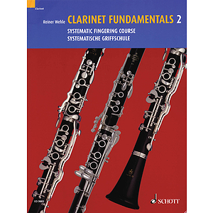 Clarinet Fundamentals - Volume 2