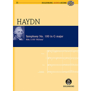 Symphony No. 100 in G Major (Military) Hob. I:100 London No. 12